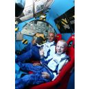 A kid in weightlessness for Alzheimer
